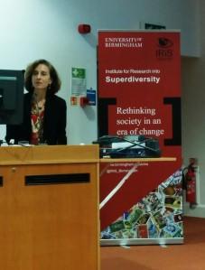 Professor Peggy Levitt, Wellesley College