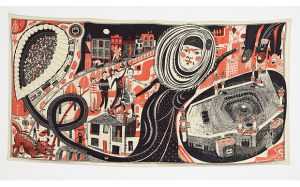 The Ashford hijab by Grayson Perry, 2014