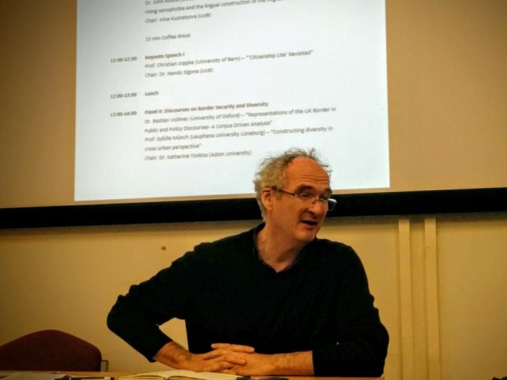 Christian Joppke